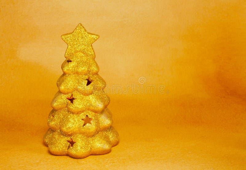 вечнозеленый золотистый вал стоковая фотография