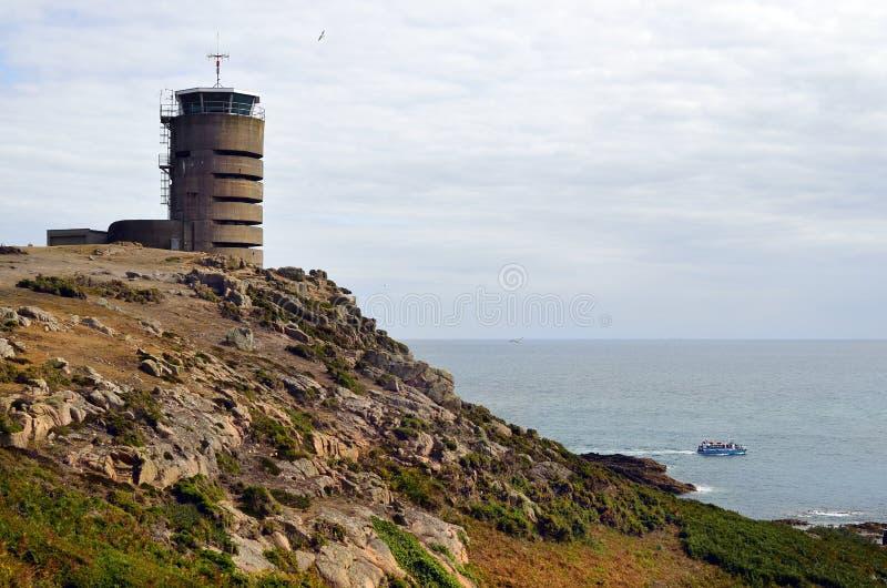 Великобритания, остров Джерси стоковая фотография