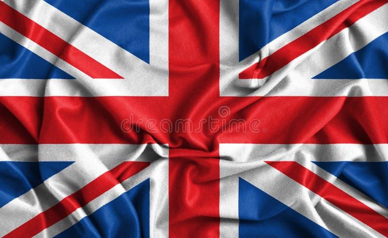 великобританский флаг стоковые фото