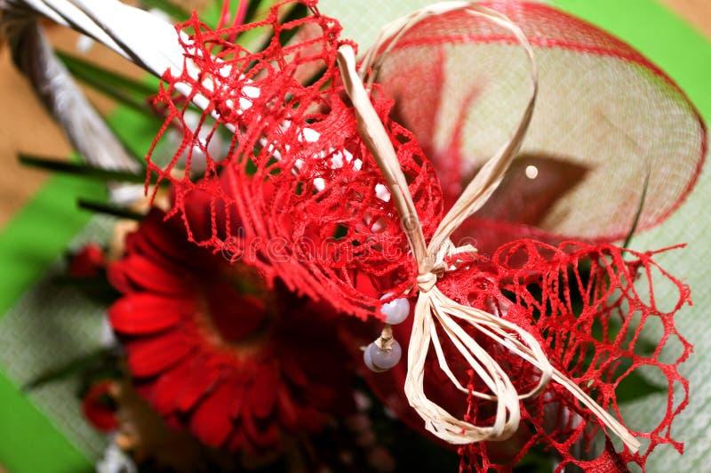 Великолепие красных роз своих красоты и свежести стоковое изображение