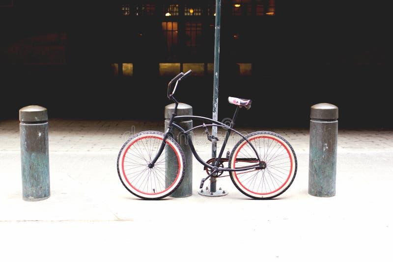 Велосипед NYC стоковая фотография