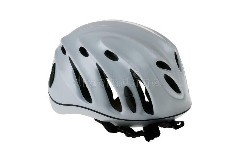 взбираясь шлем стоковое изображение
