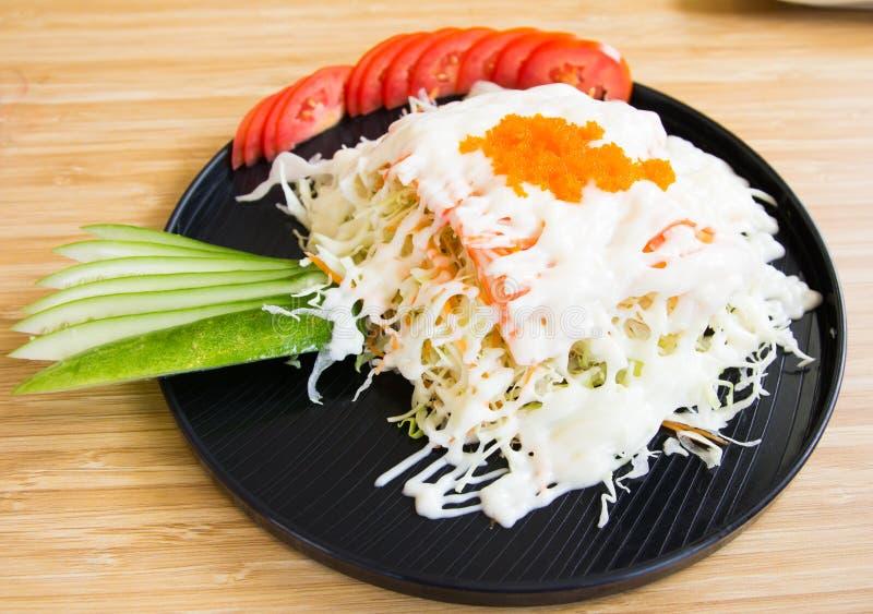 Взбрызните салат стоковая фотография rf
