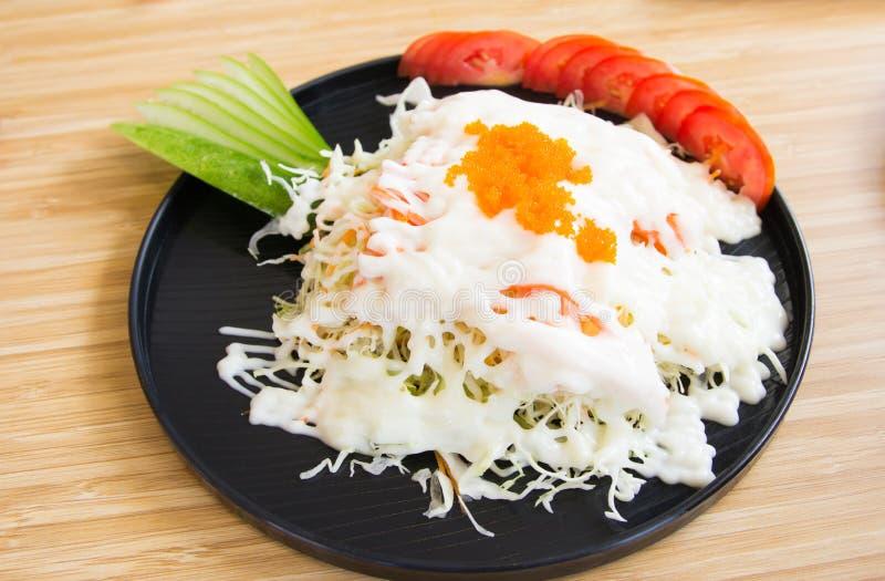Взбрызните салат стоковое изображение