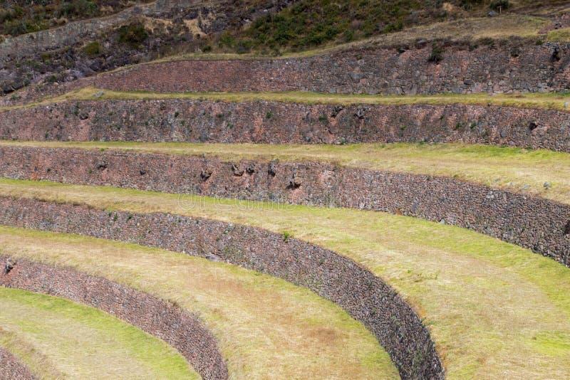 Взгляды ландшафта в священной долине Перу стоковое изображение