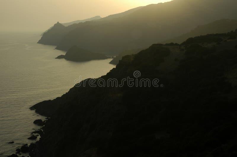 Взгляды 04 моря стоковые фотографии rf