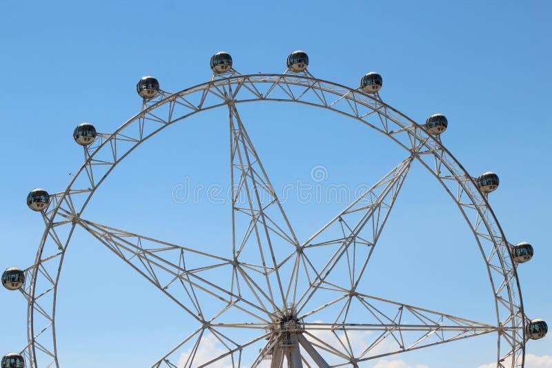 Взгляд звезды Мельбурна времени дня стоковые фотографии rf