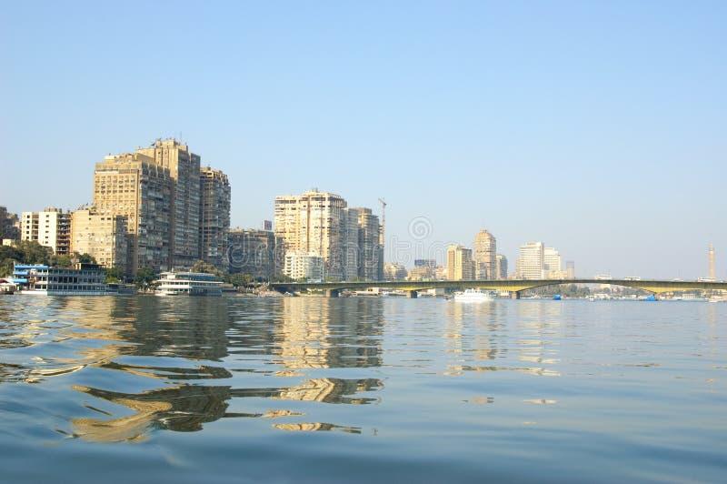 взгляд Каира стоковые фото