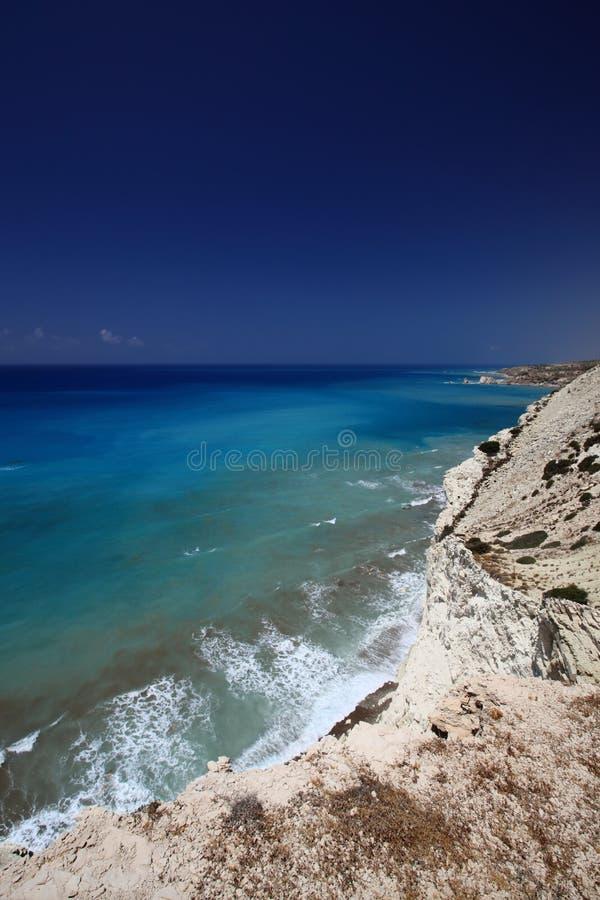 взгляд моря стоковые изображения rf