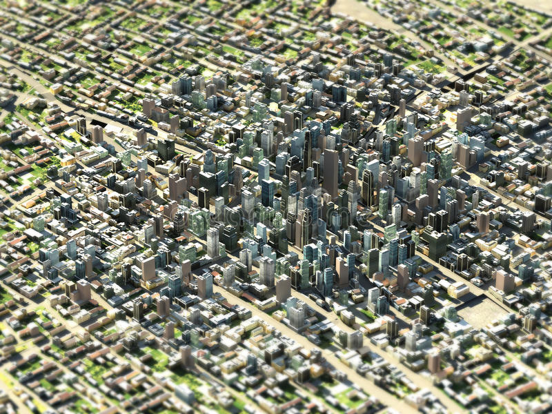 взгляд мухы города