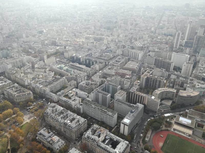 Взгляд на путешествии Montparnasse стоковые изображения