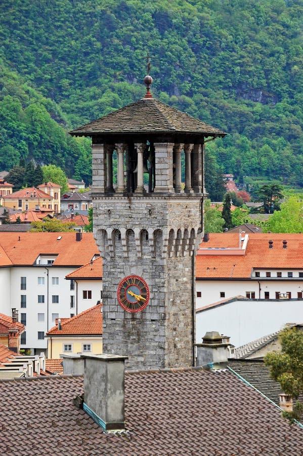 Взгляд на старом городке Bern стоковое изображение