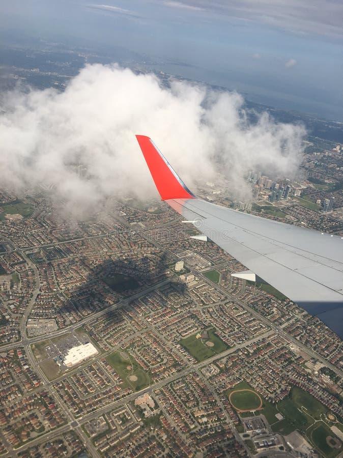Взгляд неба стоковая фотография rf