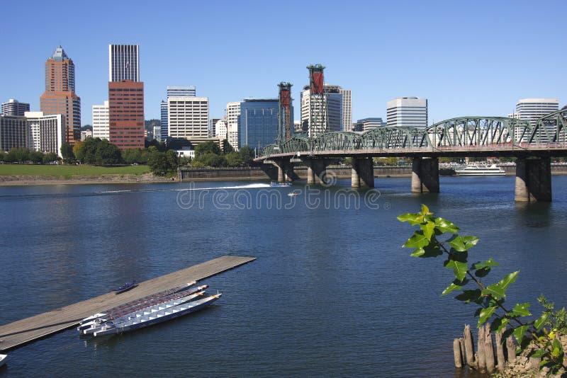 взгляд Орегона portland стоковая фотография
