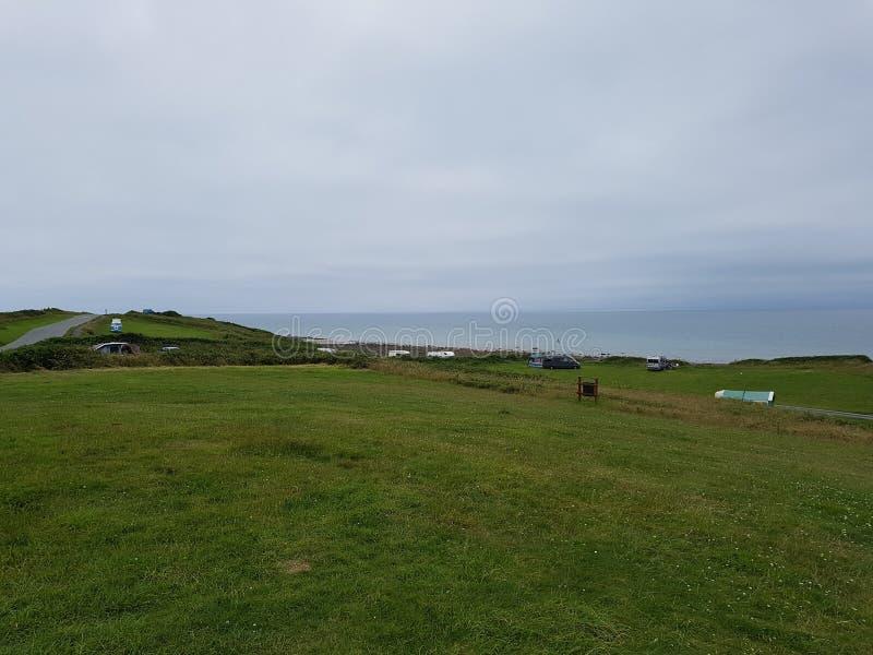 Взгляд острова раковины стоковое фото rf
