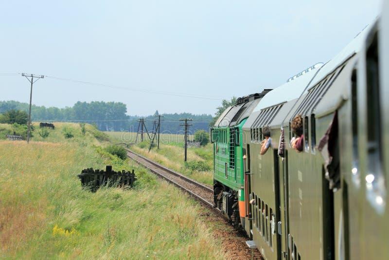 взгляд поезда стоковые фото