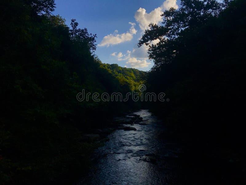 Взгляд природы мельницы McConnell's стоковое фото