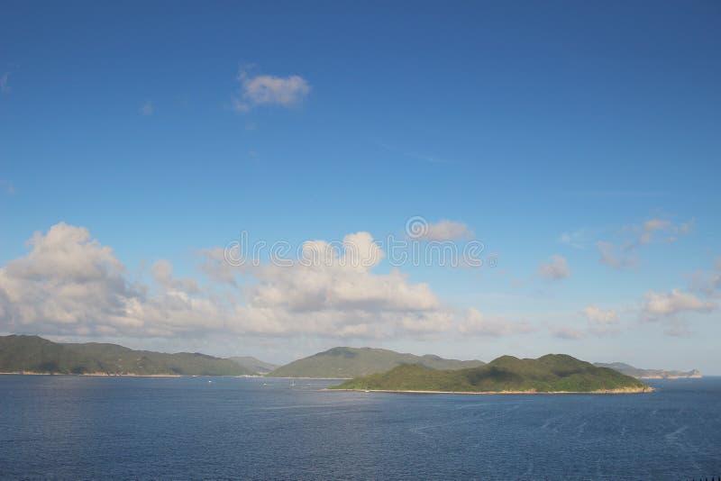 взгляд природы kung sai укрытия порта стоковая фотография rf