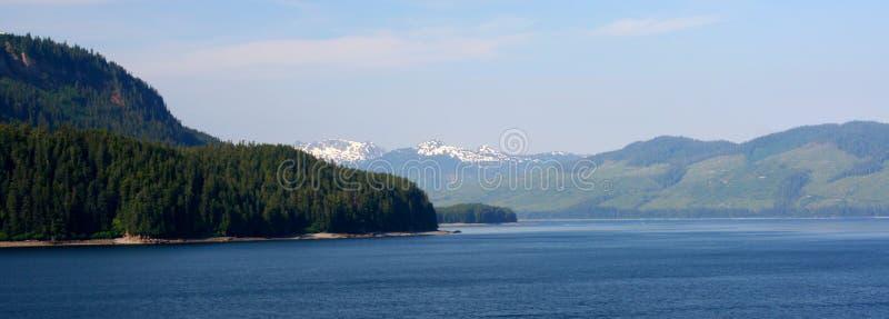 взгляд пролива Аляски ледистый стоковые фотографии rf