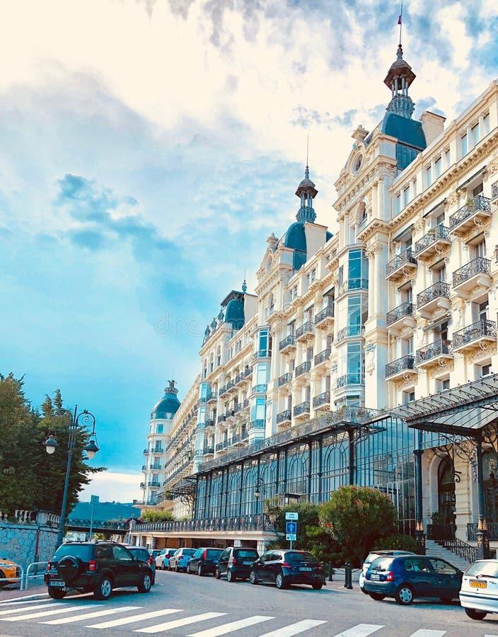Взгляд роскошной гостиницы Регины стоковая фотография rf