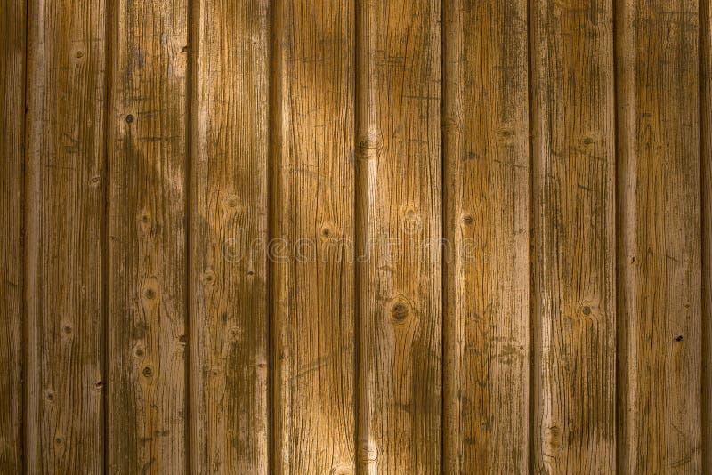 Взгляд сверху задней части конспекта текстуры Брайна естественной деревенской деревянной стоковые фото