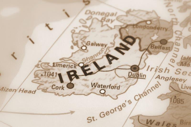 взгляд синода права республики Ирландии залы dublin церков christ собора стоковая фотография