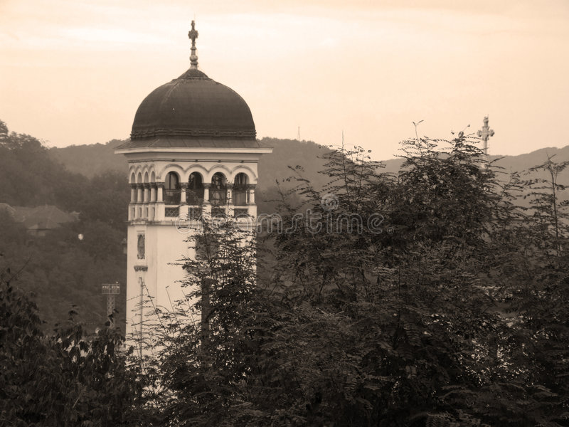 взгляд собора правоверный стоковая фотография