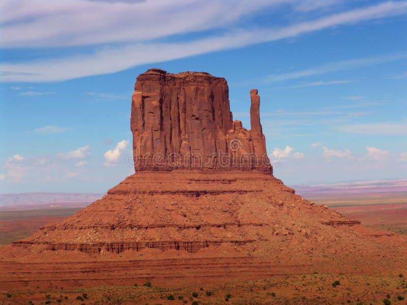 взгляд США Юты ландшафта панорамный стоковое изображение