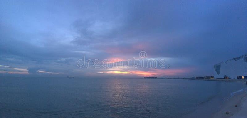 взгляд Таиланда моря национального парка angthong стоковые фотографии rf