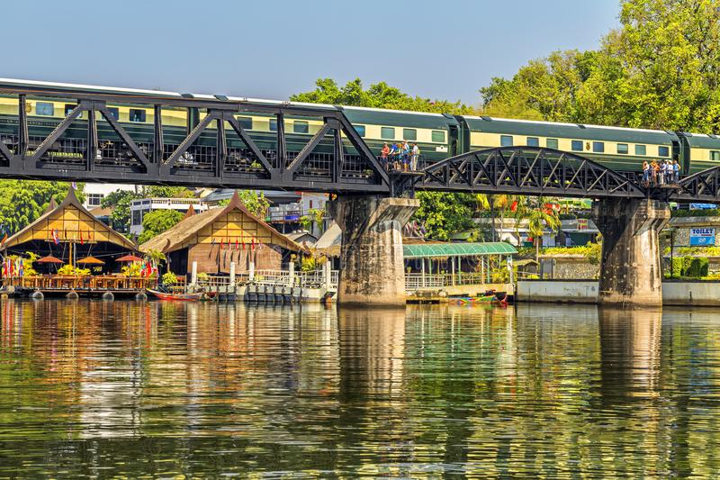 Взгляд Таиланда стоковые изображения rf