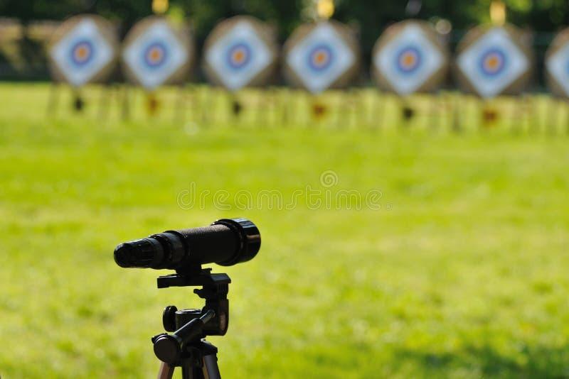 взгляд archery стоковые фотографии rf