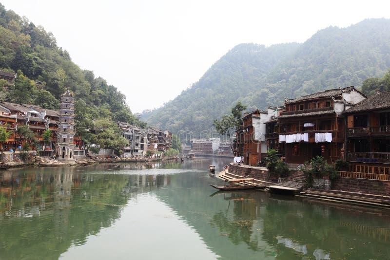 взгляд fenghuang стоковые изображения rf