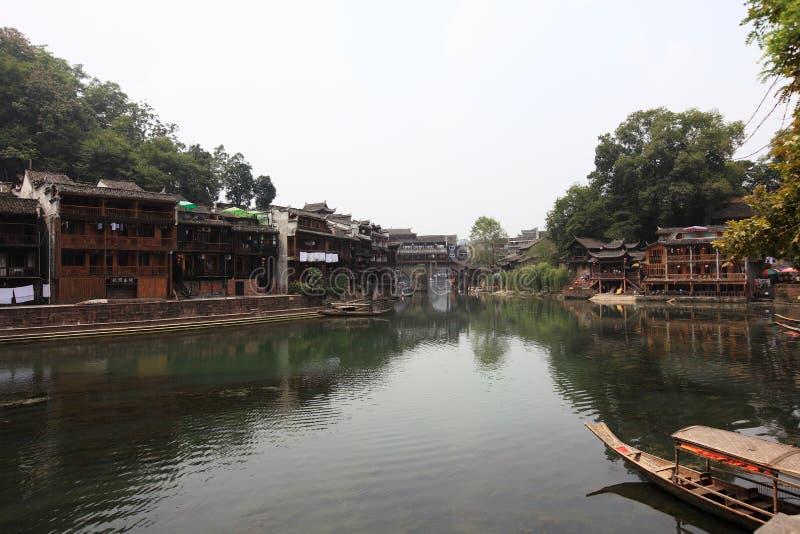 взгляд fenghuang стоковое изображение