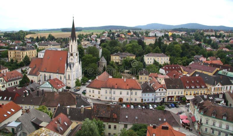 взгляд melk монастыря стоковые фото