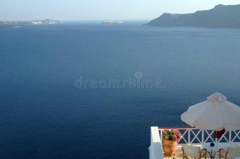 Download взгляд santorini стоковое изображение. изображение насчитывающей место - 1193975