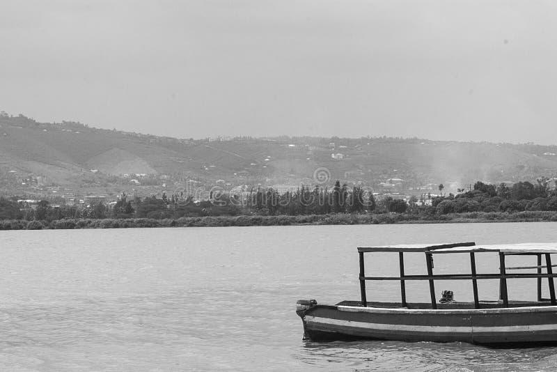 Взгляд Seascape Lake Victoria стоковое фото
