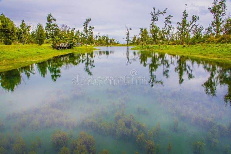 Взгляд Taitung стоковое изображение rf