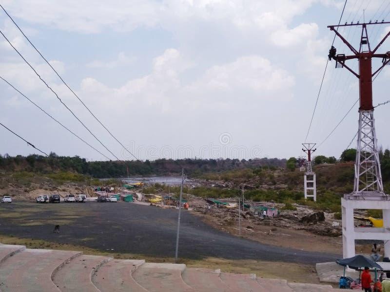 Взгляд waoo середин озера стоковое изображение rf
