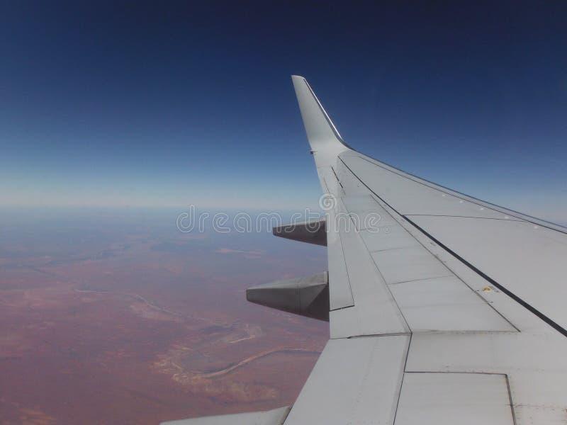Взгляда окно вне плоское стоковая фотография rf