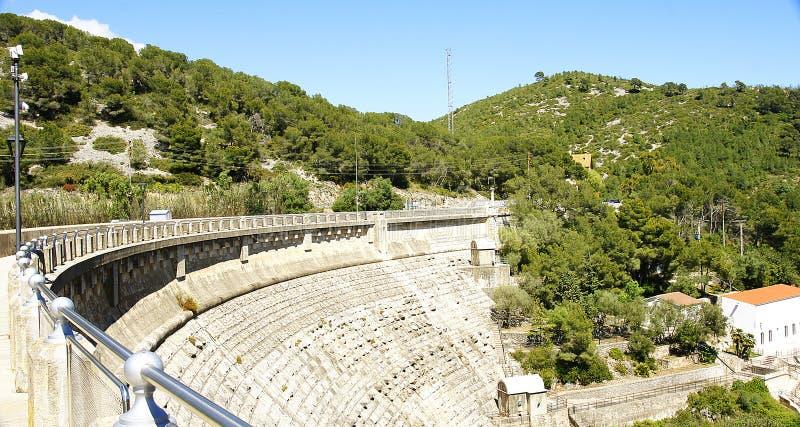 Взгляд болота Foix стоковые фото