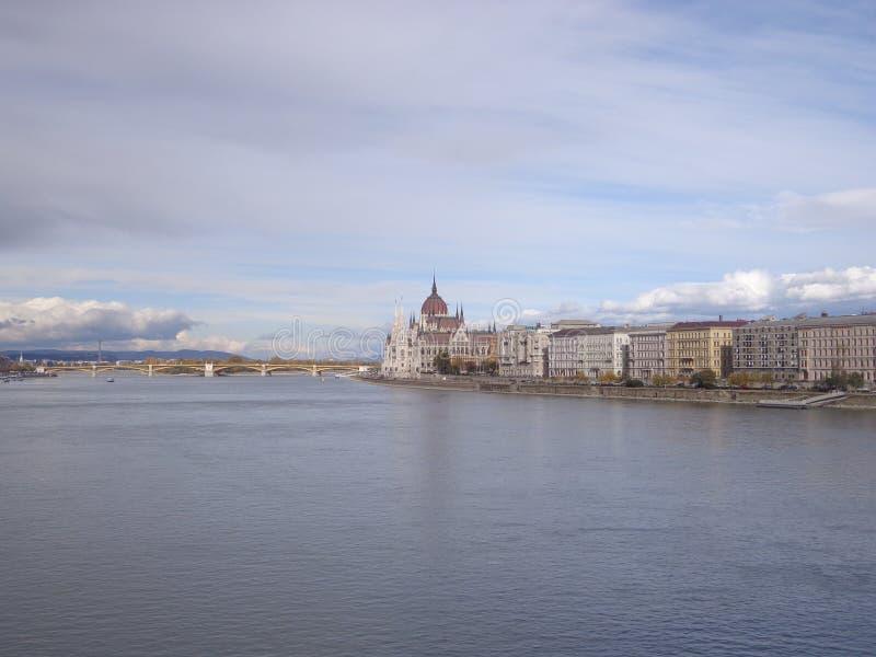 Взгляд Будапешта стоковые фотографии rf