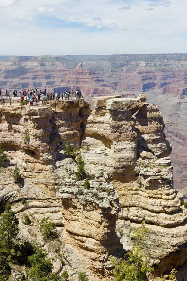 Взгляд гранд-каньона стоковое изображение