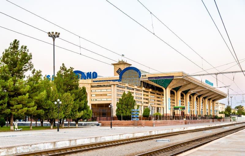 Вокзал самарканд фото что оппозиция
