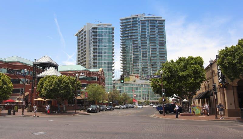 Взгляд западных шестых квартир, Tempe стоковые изображения
