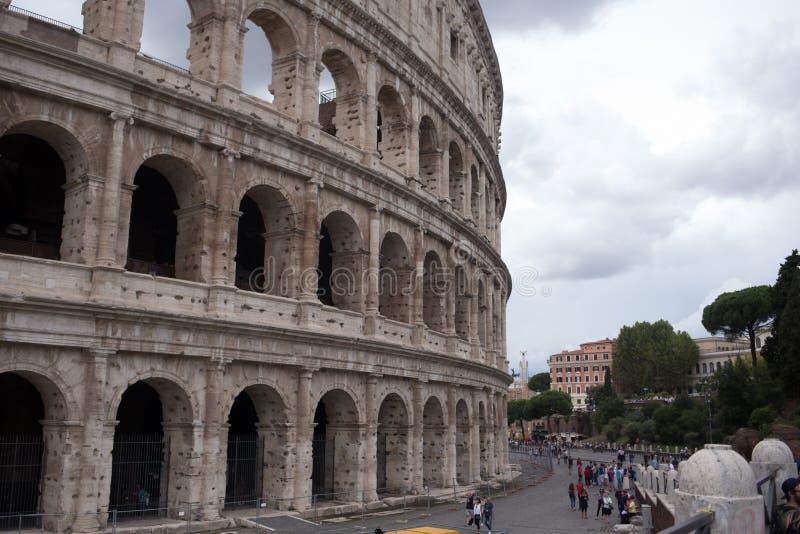 Взгляд Колизея стоковое изображение
