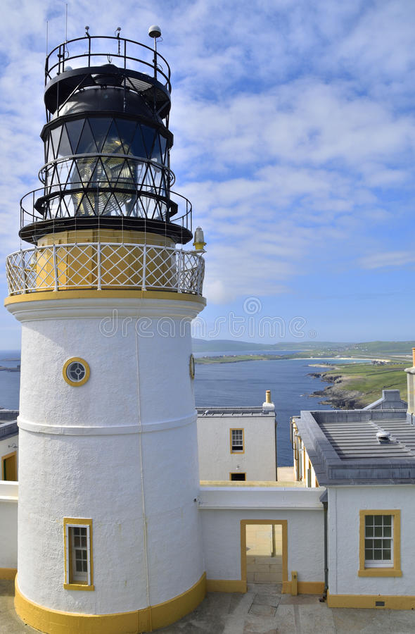 Взгляд маяка стоковое изображение