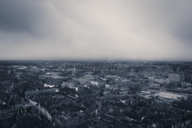 Взгляд над Йорком стоковые изображения rf