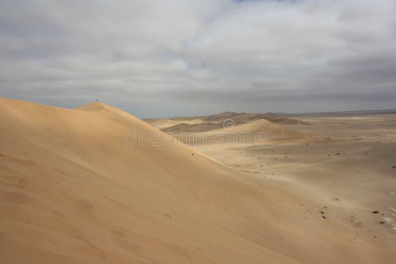Взгляд от дюны 7 стоковые фото