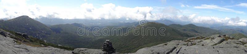 Взгляд от Mt marcy стоковая фотография