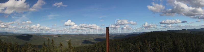 Взгляд от Roeknoelen стоковое изображение rf